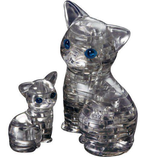cute kitten 3D puzzle