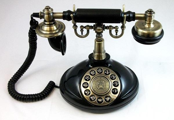 Anitque Desk Telephone