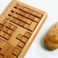 Bamboo Keyboard & Mouse Duo