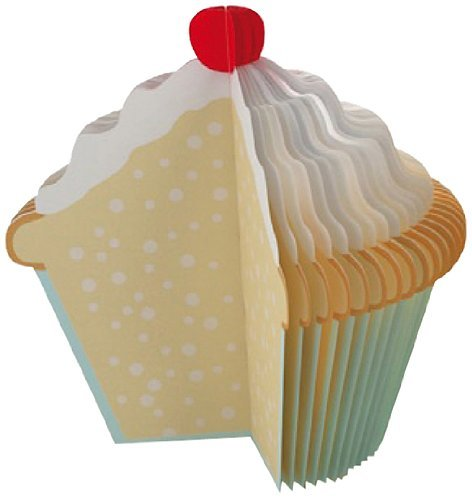 Decorative Cupcake Memo Pad