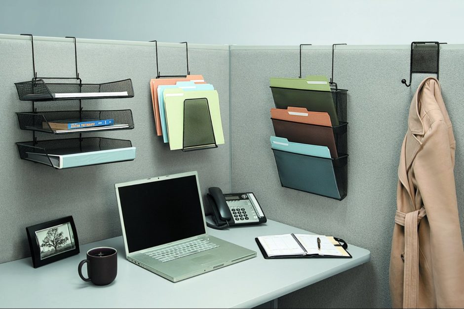 Cubicle File Hangers Cube Decor Zone