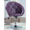 Round-Back Swivel Chair