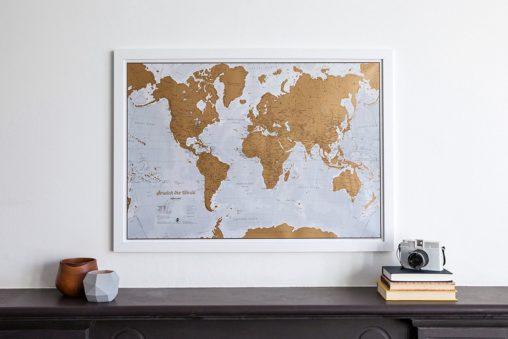 scratch-map-on-cubicle-wall