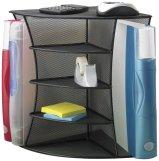 desk corner organizer as cubicle corner shelf