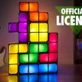 Tetris Cubicle Lamp