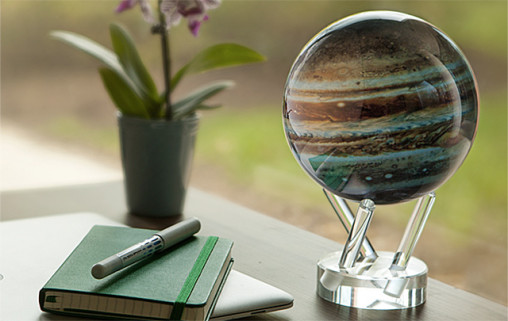 mova spinning globe