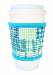 decorative cup warmer sleeve