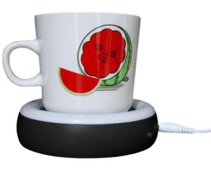 usb cup warmer for cubicle