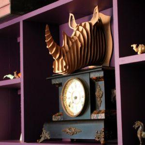 cardboard-animal-head-in-cubicle-rhino