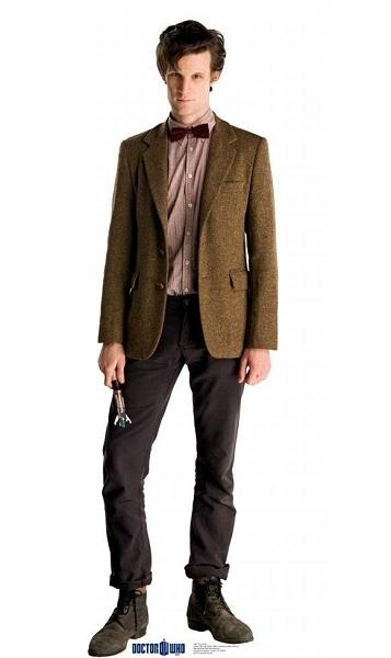 Matt Smith cutout