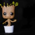 Dancing Groot Bobble-head