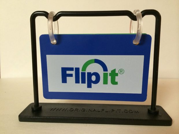 Flip-It-office-message-system