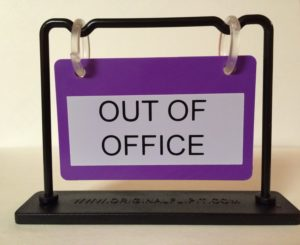 Flip-It-out-of-office