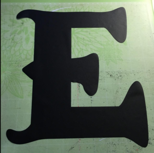 blackboard-decal-letter-E