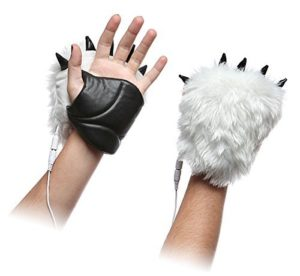 furry yeti USB hand warmers