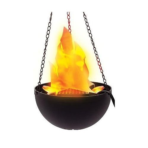 artificial-hanging-flame-white-background