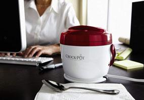 crock-pot-slow-cooker-on-cubicle-desk