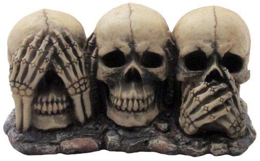 hear-speak-see-no-evil-desk-sculpture-front
