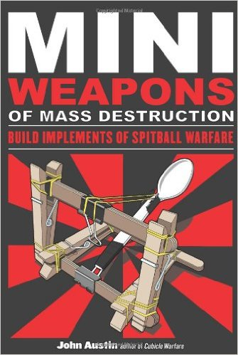 mini weapons of mass destruction - implements of spitball warfare
