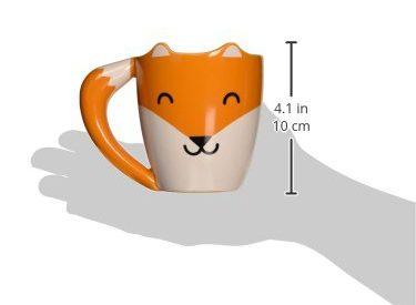 cute fox dimensions